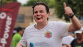 Atleta representará Quatro Barras em ultramaratona nos Estados Unidos