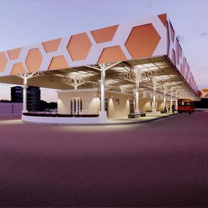 Piraquara vai ganhar um novo terminal de ônibus