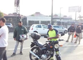 Semana Nacional do Trânsito tem orientação para motoristas que passam pela BR-116