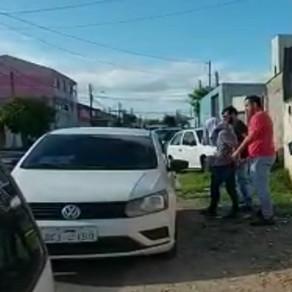 Suspeito de participação em triplo homicídio é preso em Colombo