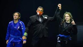 Atleta quatro-barrense acumula vitórias no jiu-jitsu em 2021
