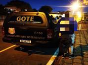 Procurado por tráfico de drogas é preso em Campina
