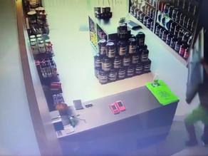 Loja de suplementos é alvo de furto em Campina