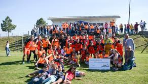 Festa laranja: UDV é campeão da Copa Quatro Barras 2019