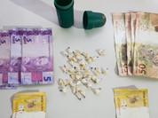 Homem é preso em flagrante por tráfico de drogas em Colombo