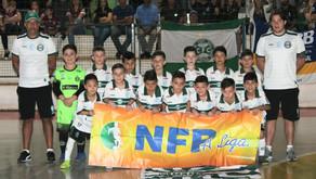 Atletas de Campina e Colombo se destacam em time de futsal paranaense