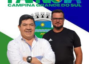 Patriota define candidatos para as eleições de Campina