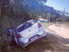 Carro roubado é recuperado em Campina
