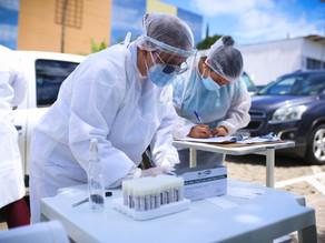 Quatro Barras registra alta nos casos de coronavírus e prepara ações para conter a pandemia