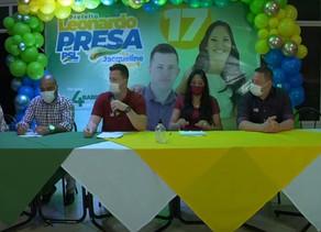 Leonardo Presa é candidato a prefeito de Quatro Barras