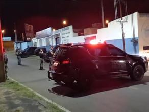 Bandidos morrem em confronto com a polícia em Colombo