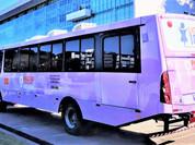 Campina traz Ônibus Lilás com ações de combate a violência contra a mulher