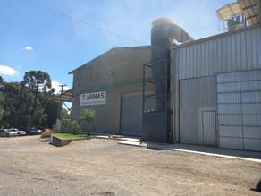 Quatro Barras ganha destaque nacional e internacional com produção mineral