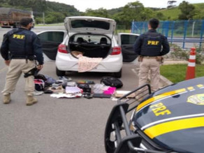 Quadrilha especializada em furtos a residência é presa em Campina