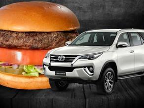 Elitinho Foods terá o maior hambúrguer do país
