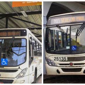 Campina e Quatro Barras têm reforços em linhas de ônibus