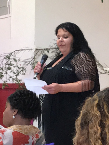 Women of Destiny 2018_Tina Lares, Honore