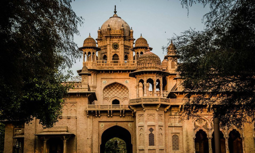 Aitchison College, Lahore.