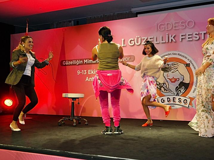 Guzellikfest2017  (Tui Magiclife Jacaran