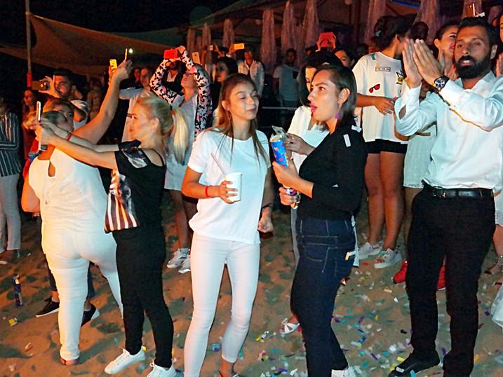 Guzellikfest2017 BeyazGece Plaj (Tui Mag