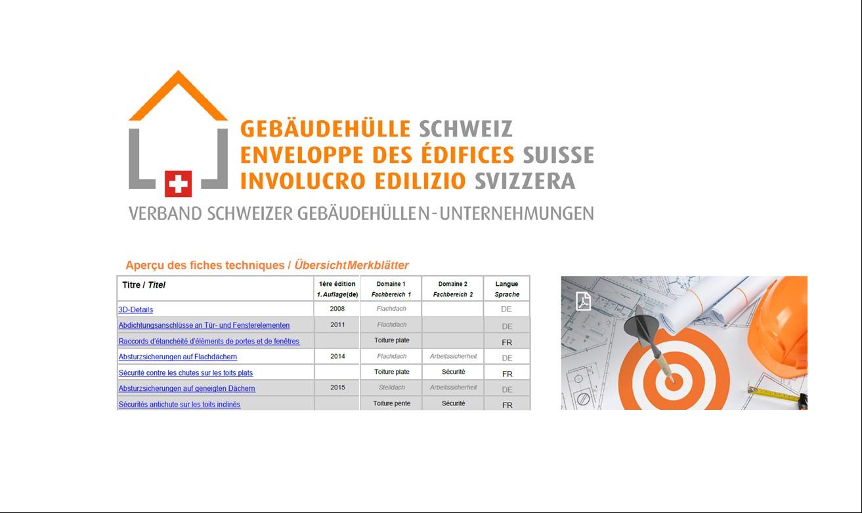 Gebäudehülle Schweiz