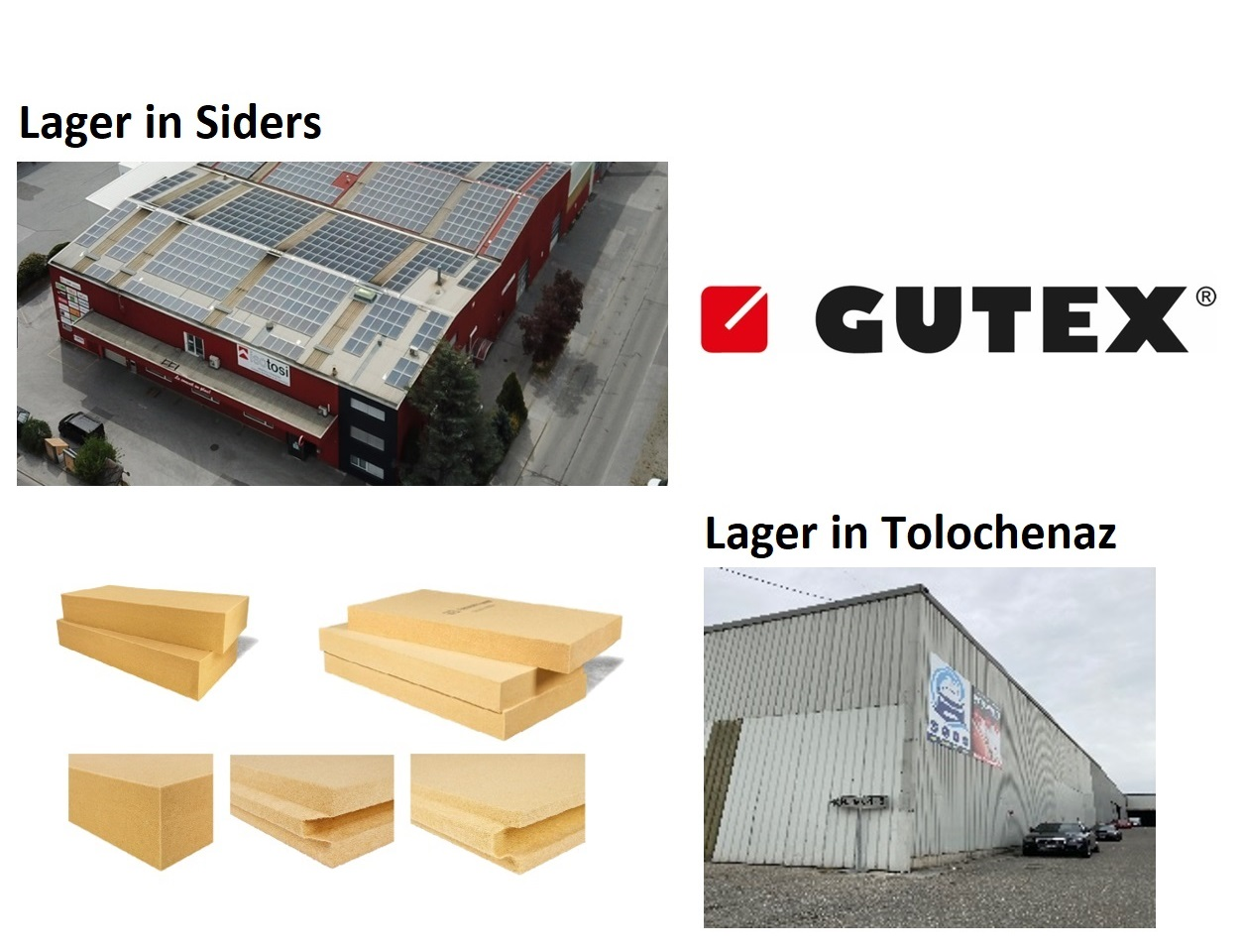 Gutex Lager