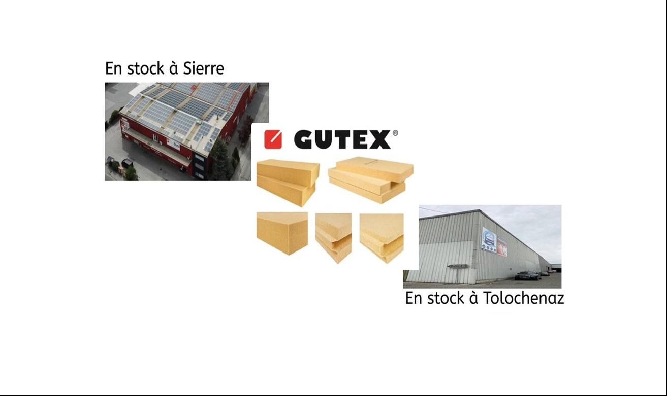 Stock Gutex