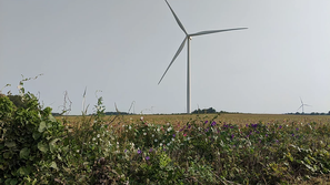 Scout Clean Energy Completes Construction of 130 MW Bitter Ridge Wind Farm