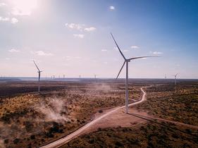 Scout Clean Energy - Ranchero Wind Farm