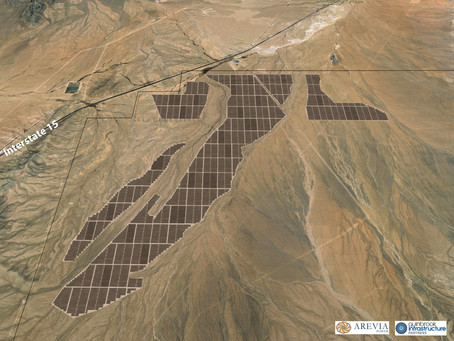 Quinbrook Announces 690 MW Solar PV Project in Nevada