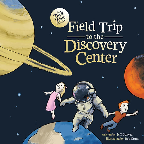 Field Trip to the Discovery Center