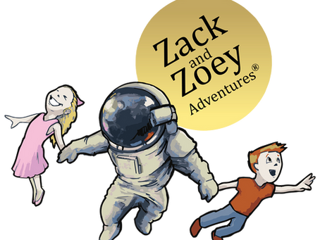 The NEW Zack and Zoey Adventures®!