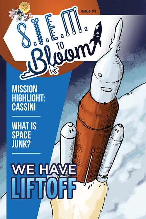 STEM to Bloom magazine