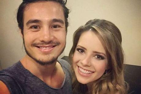 Tiago Iorc e Sandy. Foto: Reprodução/Instagram