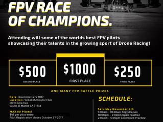 ITElite FPV Race of Champions right around the corner!!!