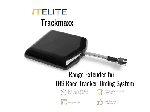 TrackMaxx for Drone Racing Timing Systems TBS, LapRF