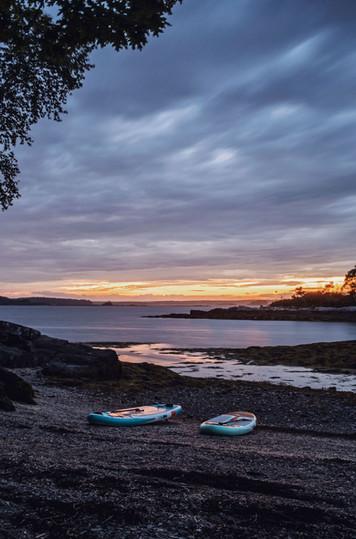 Sunset Cruise - Island Hopping - SUP Board
