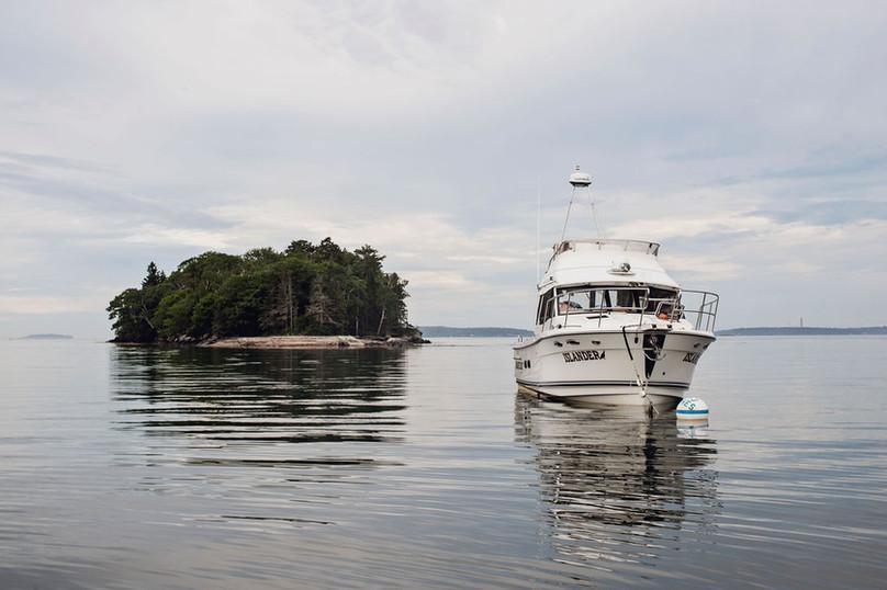 Islander - Charter Boat