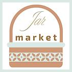 Jar market basket