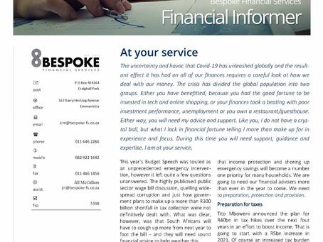 Financial Informer - 4th Quarter 2020