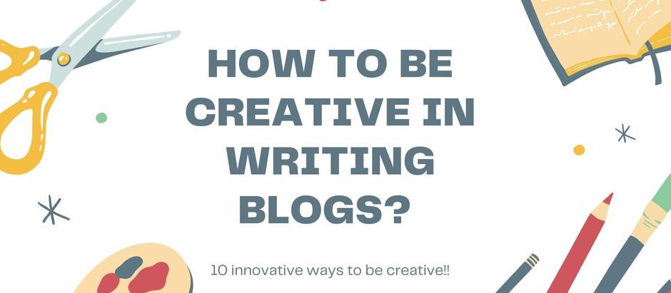 How to unlock your creativity?