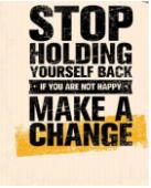 Journey of Making a Change - Huda