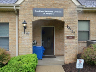 May 2018 Open House at BornFree Wellness Center
