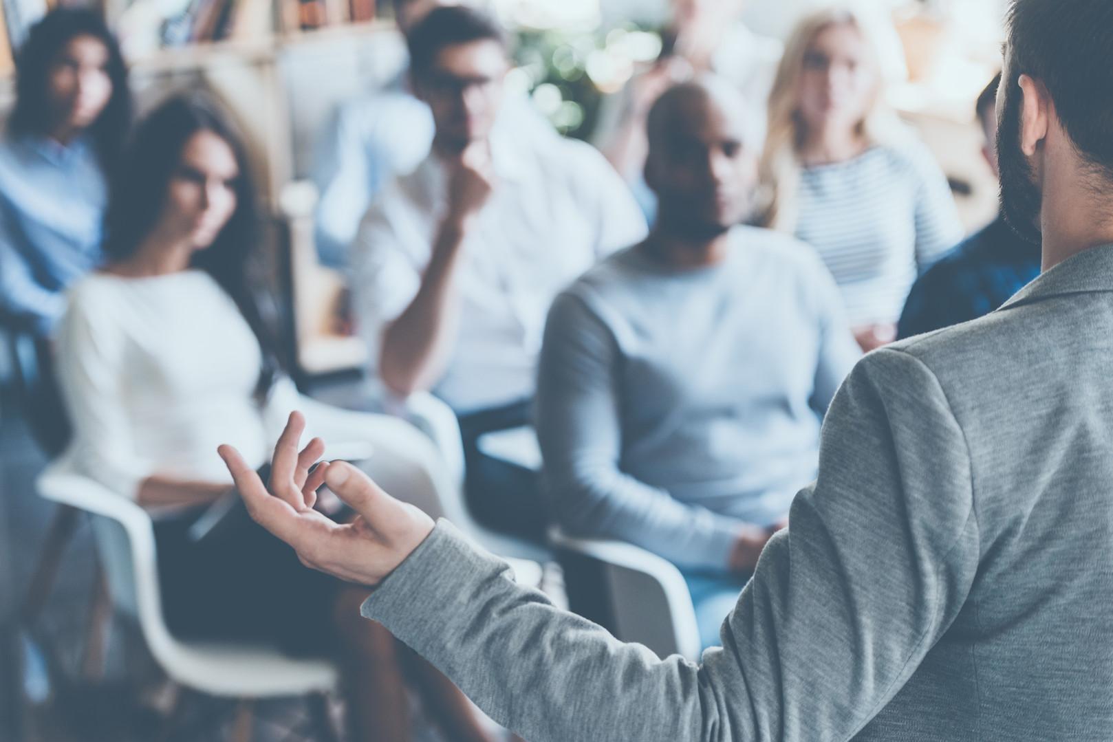 Publikum, Vortrag, Event