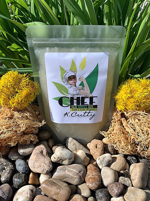 Jamaican Gold Irish Sea Moss Gel 16 oz