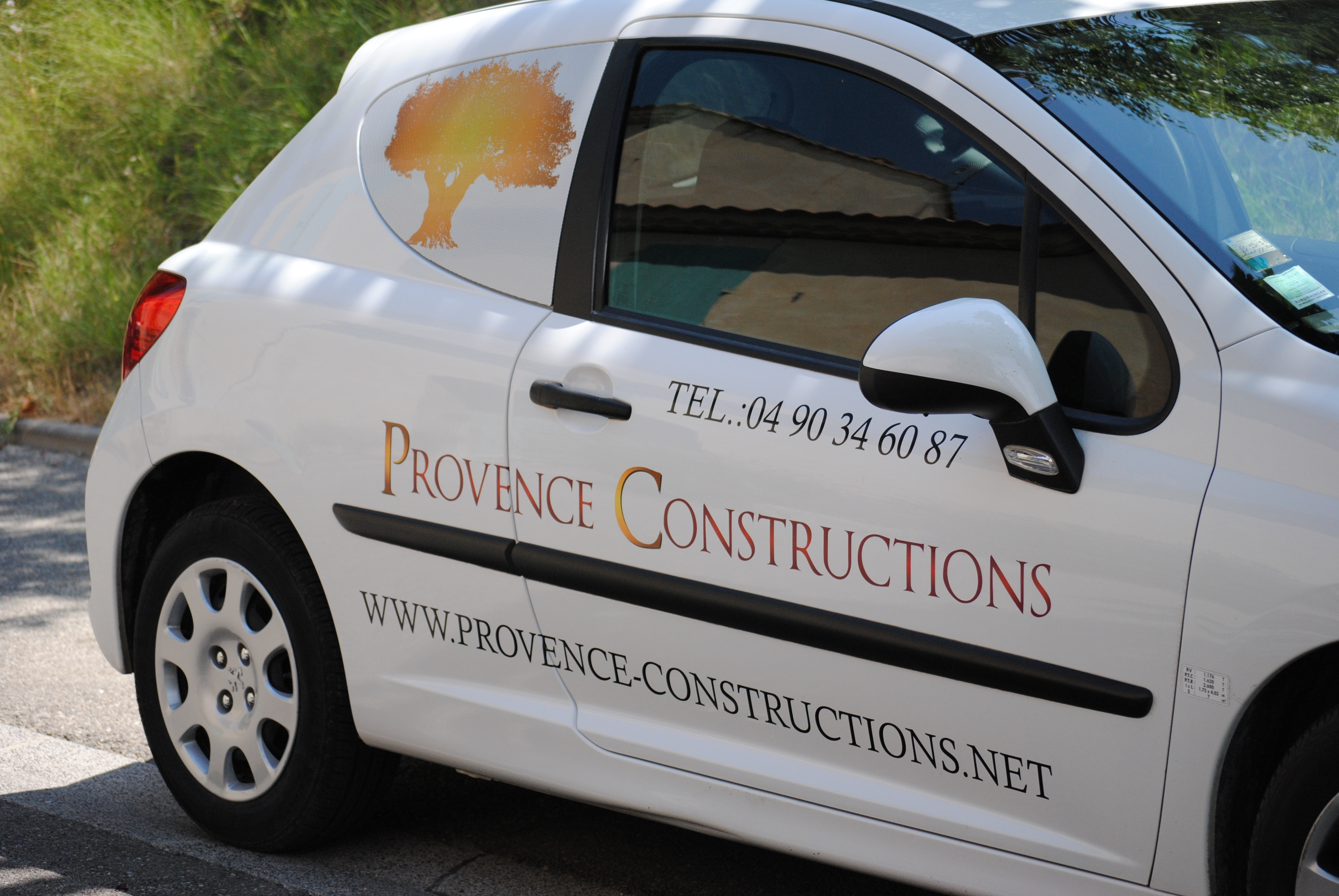 Provence Construction