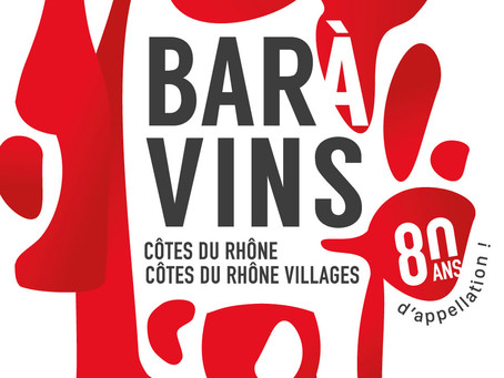 Bar a Vins des Côtes du Rhônes Avignon (84)