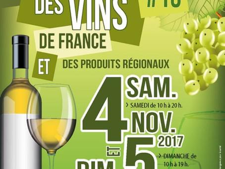 Salon des Vins Portes les Valence (26)