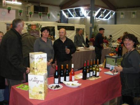 Salon des vins St Marcelin (38)