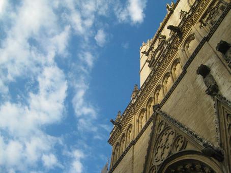 Entry 6: Interlude - cathedralmusic